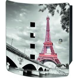 Skrzynka na klucze 6204/10 Ni Tour Eiffel